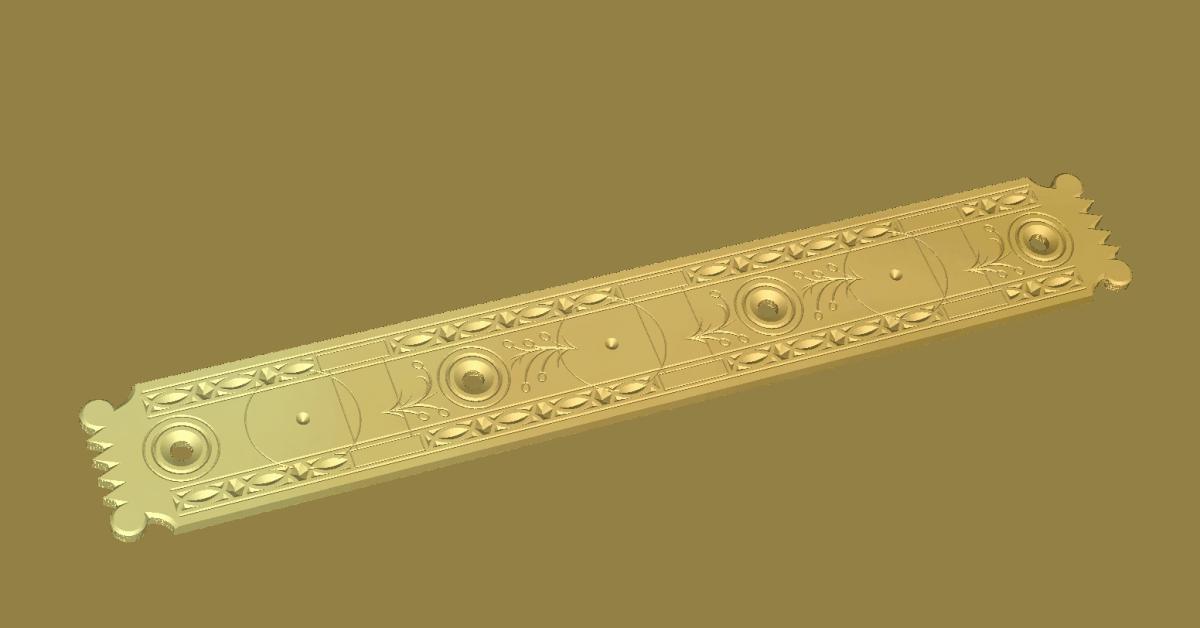 Engraved design L689 Jerome