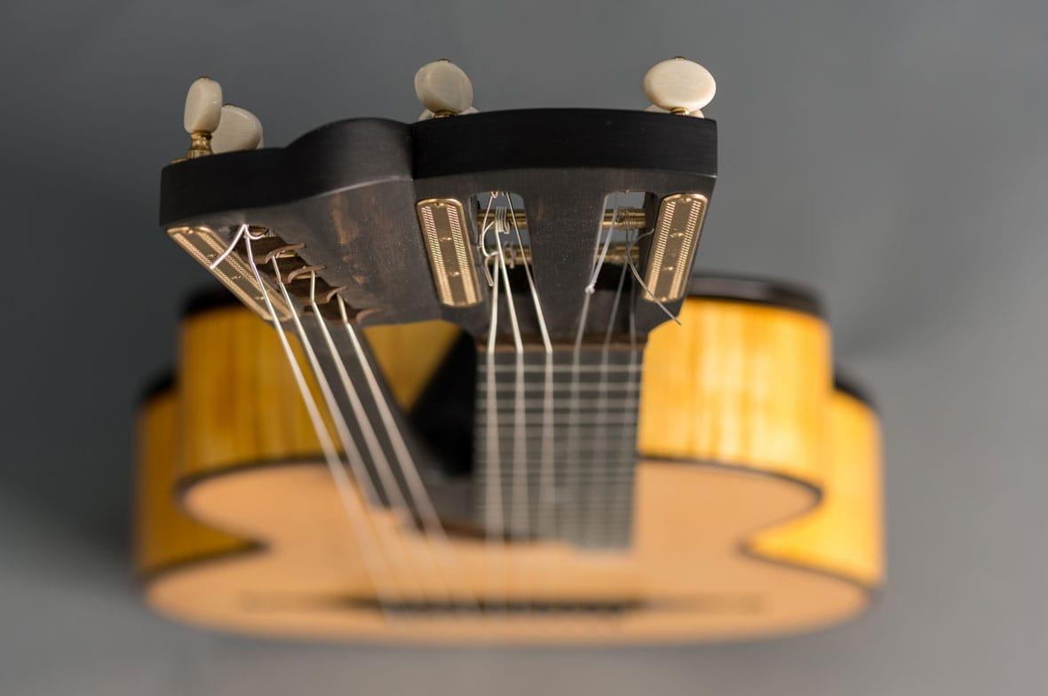 Southwell Scherzer 10 String guitar