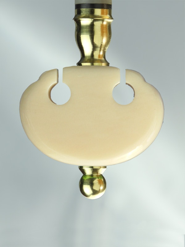 Kidney Synthetic Ivory