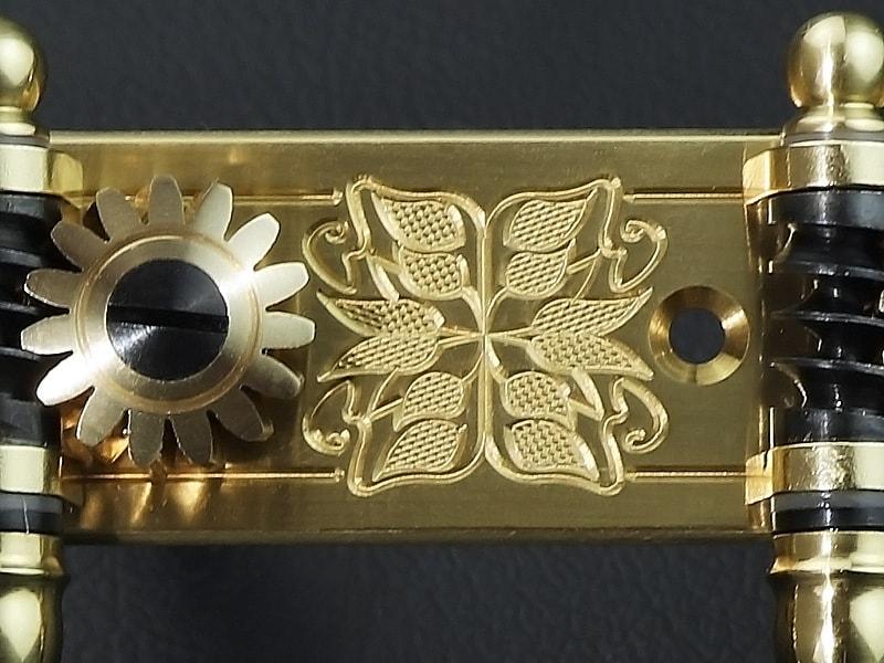 L497 Brass Dark MoP