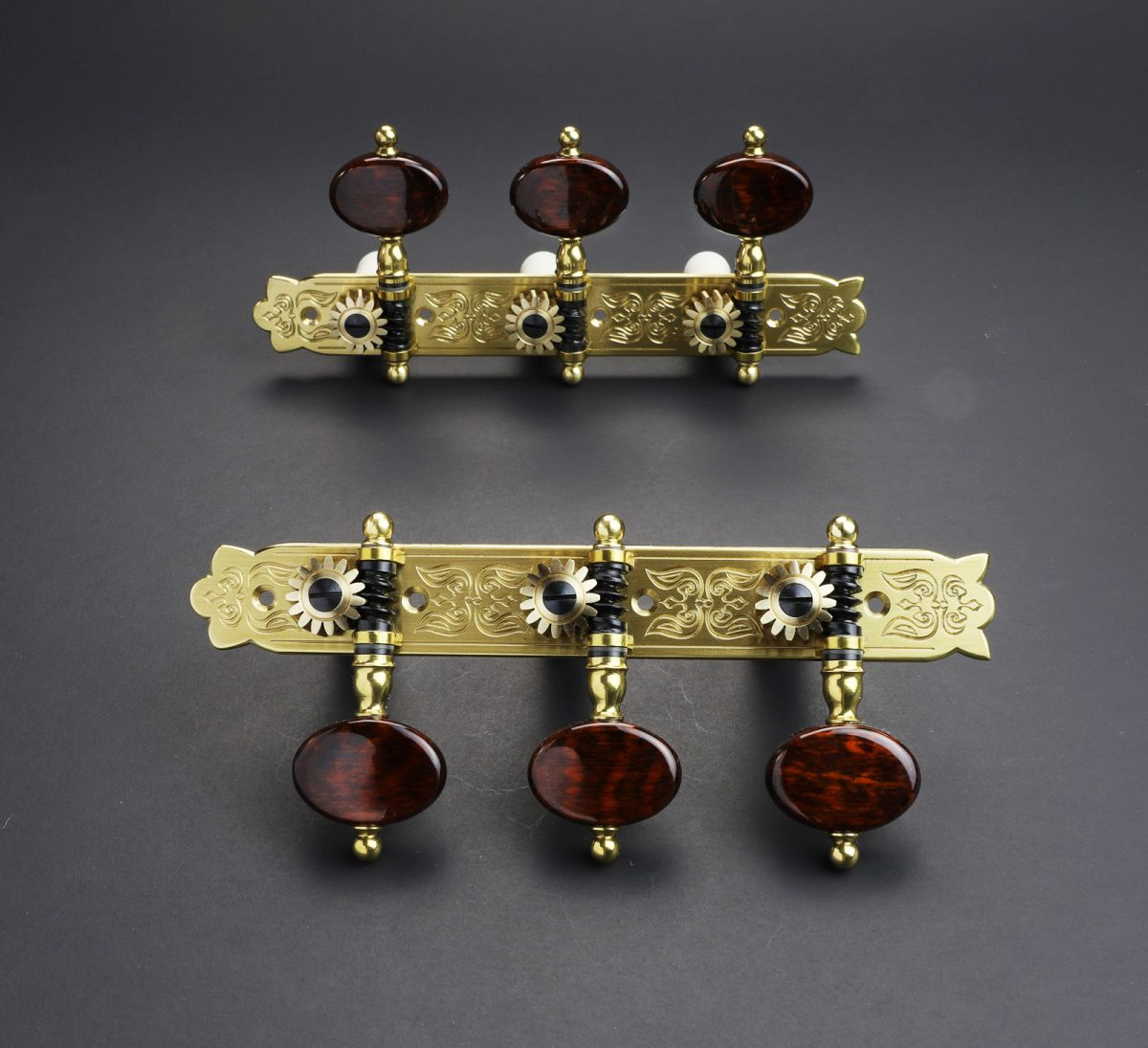 Rodgers Tuners L428 Brass Oval Snake