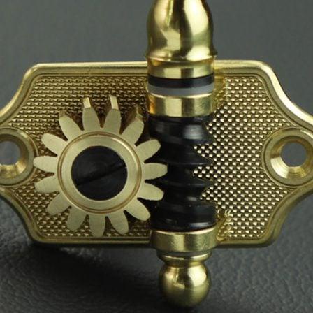SS34 Brass Dark Mop
