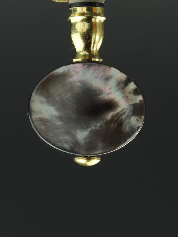 Small Oval Dark MoP