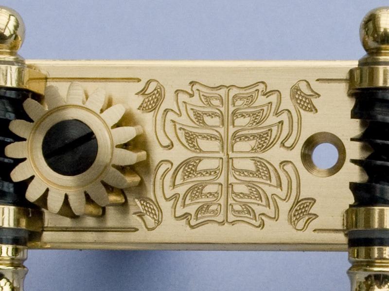 L508 Brass Light MOP