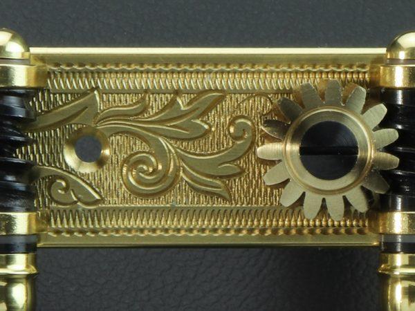L702 Brass light Mop - Rodgers Tuning Machines