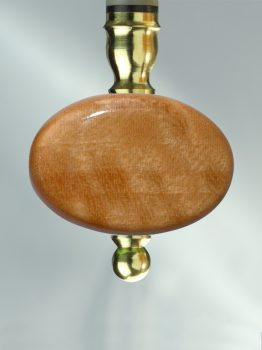 Oval Satinwood